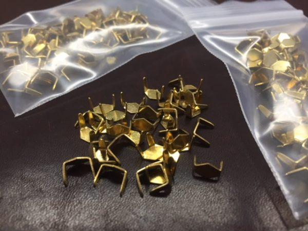 rivet staples sold by the hundred