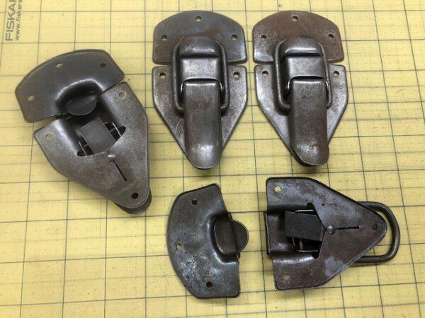 HASP18 in plain rusty steel