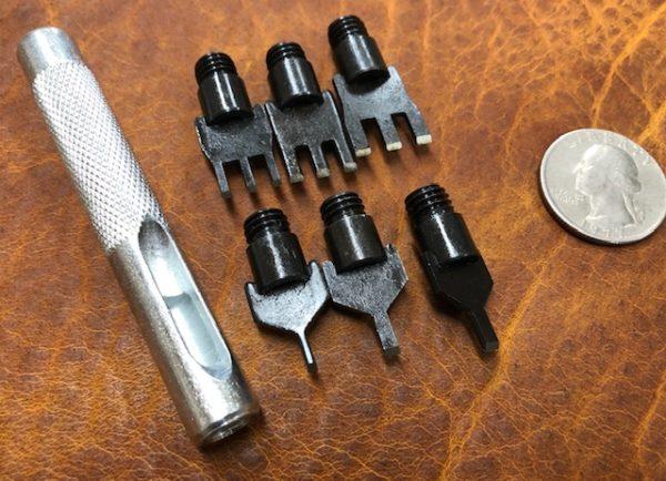 Hand stitching spacer set
