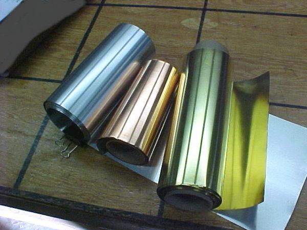 Sheet Copper for Trunk Repair