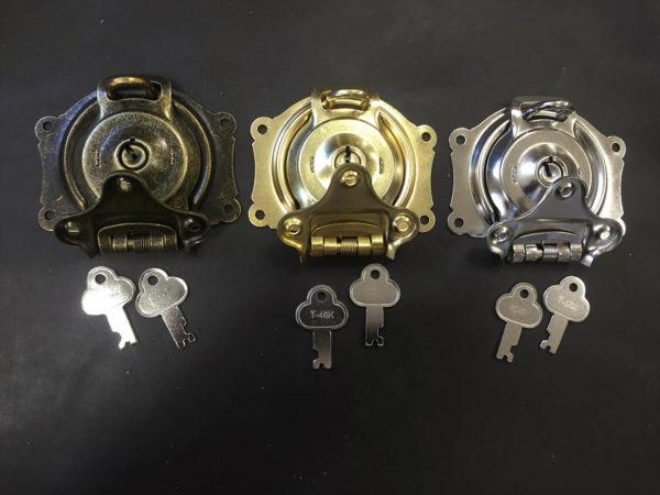 steamer trunk locks with keys