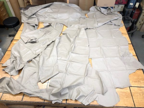 large pieces of leather for sale