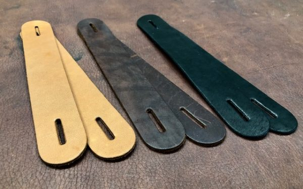 Single Layer Light-Duty Handles Available in 3 Colors