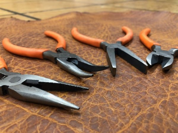 Small Pliers are Useful for Grabbing, Bending, Twisting, Cutting, or Holding