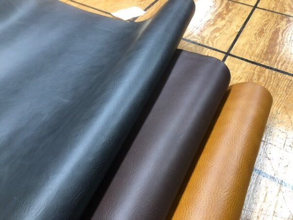 Leather Hide Clearance Sale Item 247 PU Coated Double Butts in 6 oz