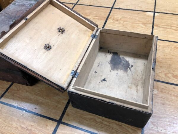 Document Boxes/Small Trunks from the 1880s