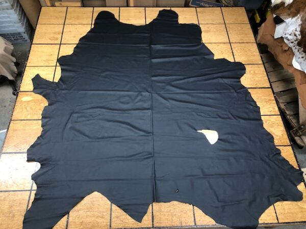 wHOLE HIDES IN BLACK ON SALE
